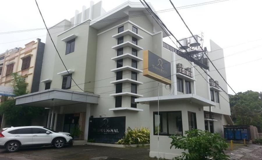 Wisma Royal Makassar - Eksterior