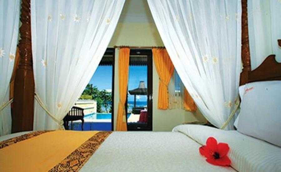 Istana Pool Villas & Spa Pangkalpinang - Kamar tamu
