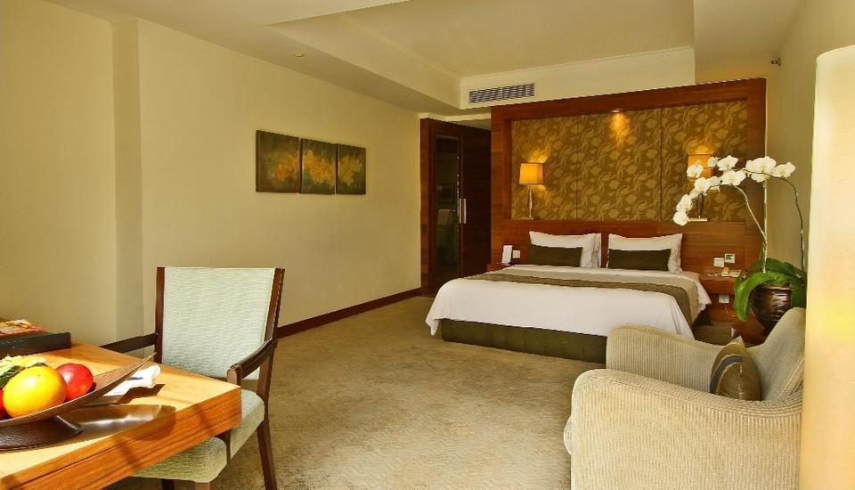 Aryaduta Medan - Deluxe Room Only Regular Plan