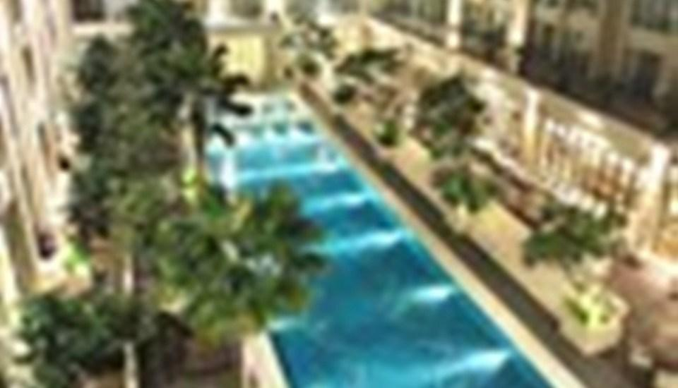 Aryaduta Medan - The Courtyard Pool