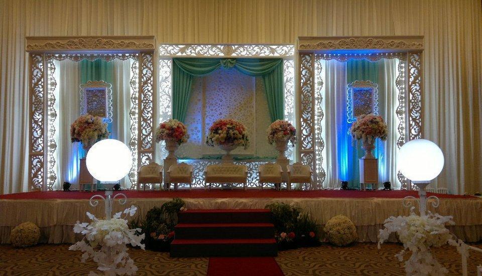 Aryaduta Medan - Dekorasi pernikahan