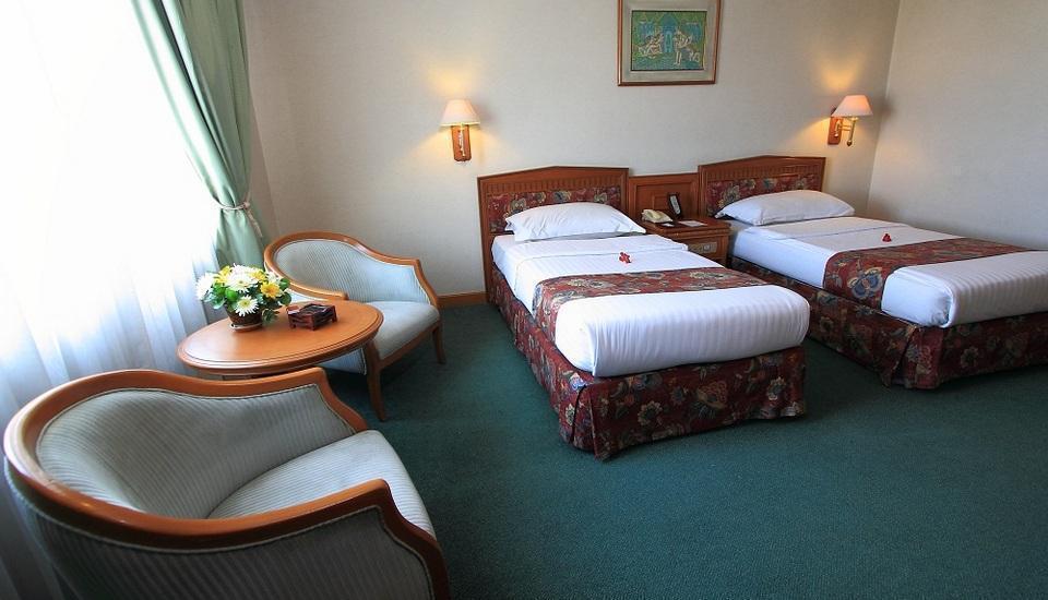 Hotel Sahid Jaya Solo - Superior (08/Apr/2014)