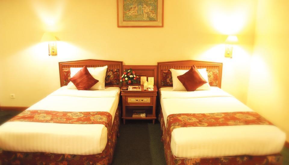 Hotel Sahid Jaya Solo - Kamar Superior