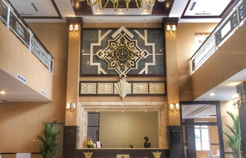 Royal Darmo Malioboro Hotel Yogyakarta - lobi