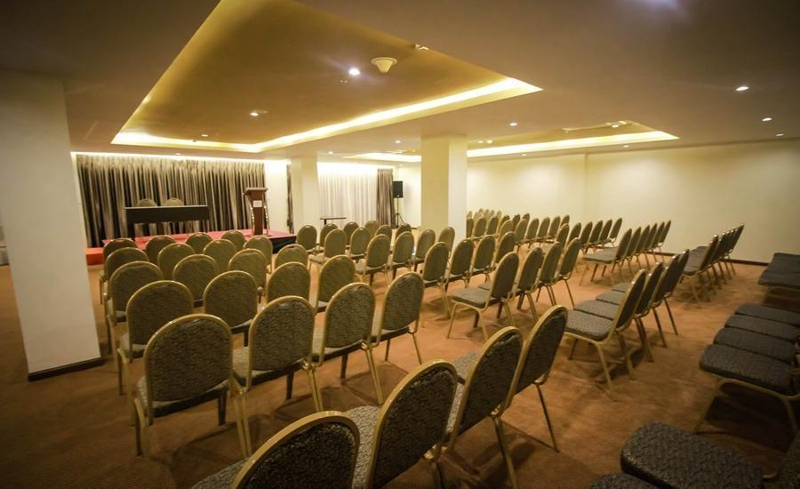 Zia Boutique Hotel Batam - Meeting Room