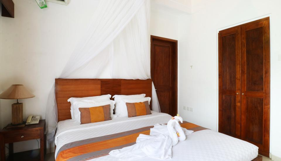 Villa Puriartha Bali - Duplex Suite with Garden View-Breakfast Last Minute Deal