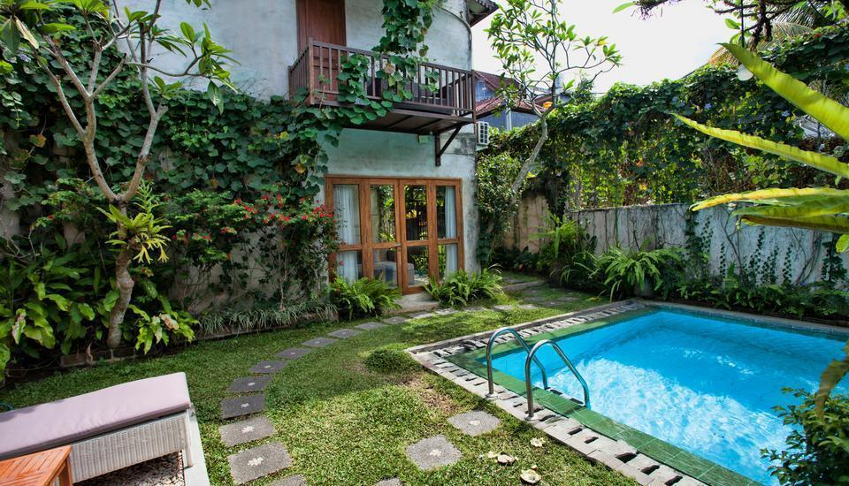 Villa Puriartha Bali - Duplex Pool View