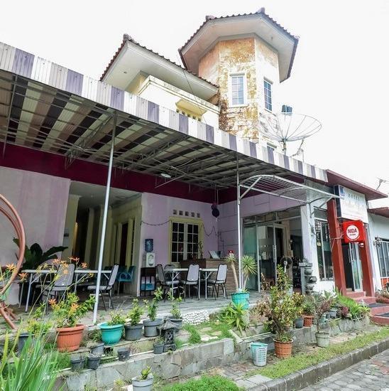 NIDA Rooms Sleman Monumen Monjali - Penampilan