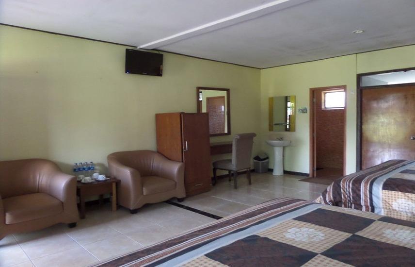 Bromo Permai 1 Probolinggo - Family Room Regular Plan