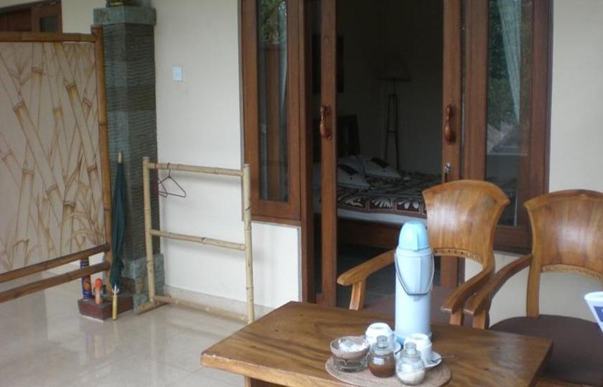 Adi House Ubud Bali - Teras