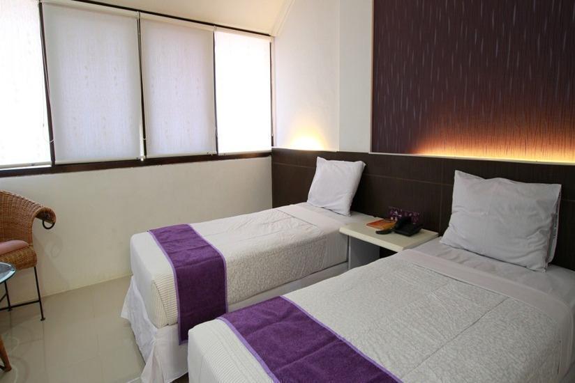 Hotel Grand Kalimas Surabaya - Kamar tamu