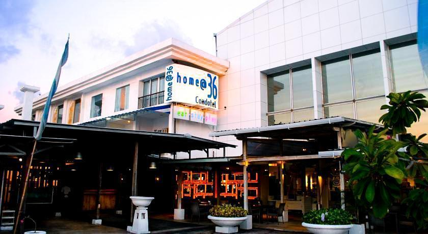 Home @36 Condotel Bali - Front View