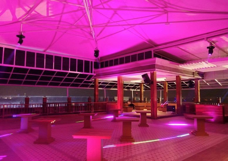 The Grantage Hotel & Sky Lounge Tangerang - Sky Lounge