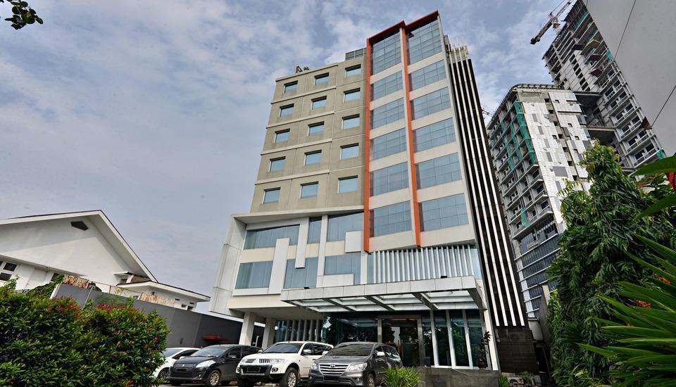 ZEN Premium Soepomo 100 Jakarta - Tampak luar