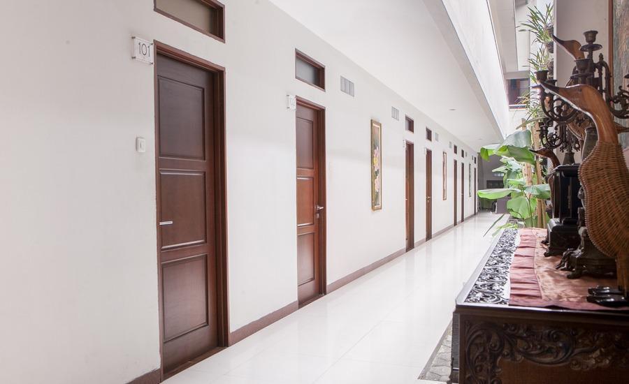 RedDoorz near Trans Studio Mall 3 Bandung - Interior