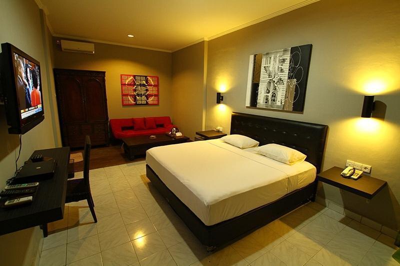 Amazing Kuta Hotel Bali - Suite Room