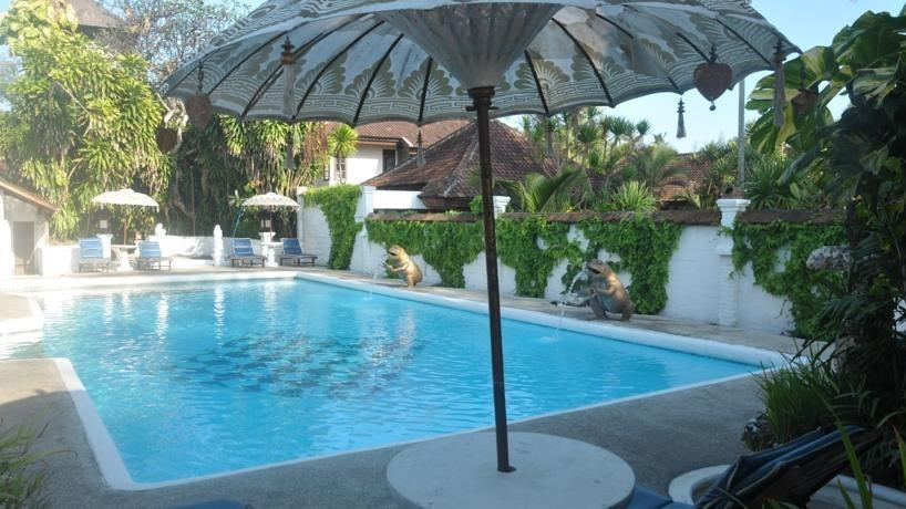 La Taverna Hotel Bali - Kolam Renang