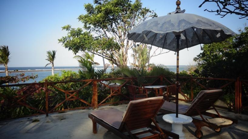 La Taverna Hotel Bali - Pemandangan