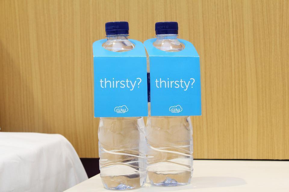 Airy Medan Kota MT Haryono Surabaya 2 - Mineral Water