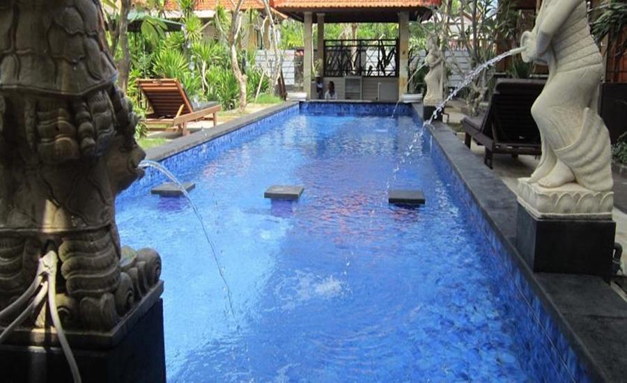 Nitya Home Stay Bali - Kolam Renang