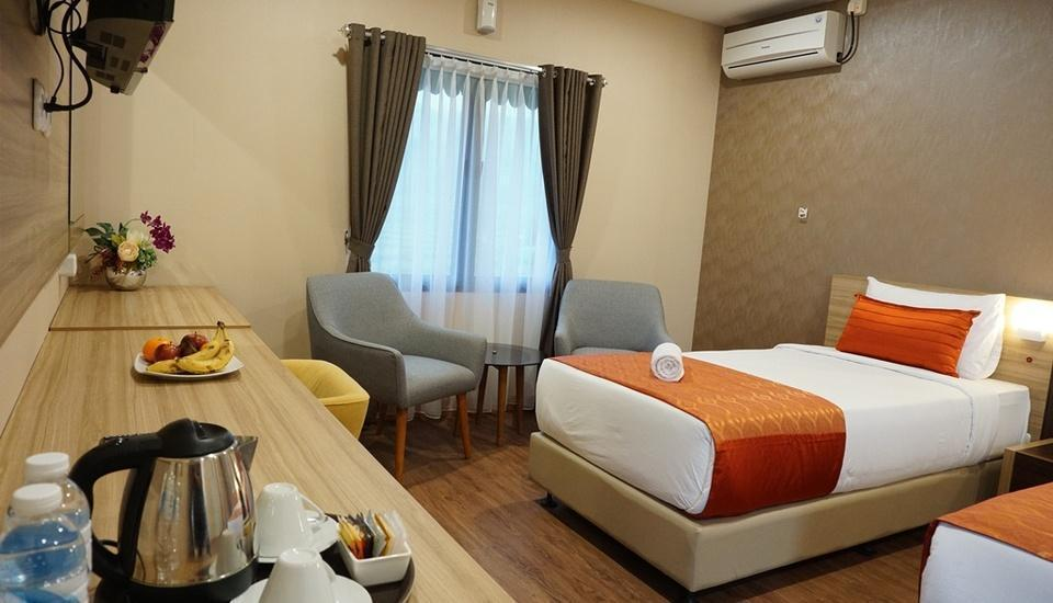 JSI Resort Bogor - Gladiator Room Regular Plan