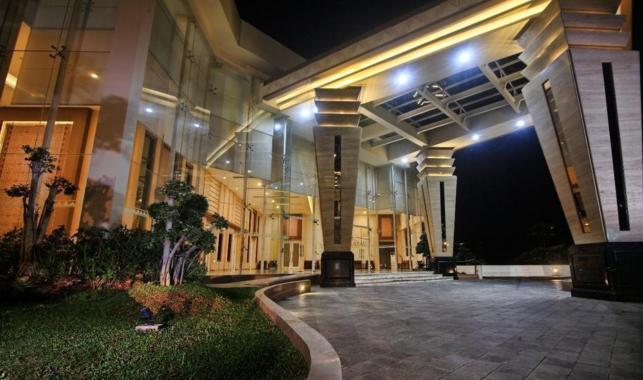 Swiss-Belhotel Lampung - Pemandangan