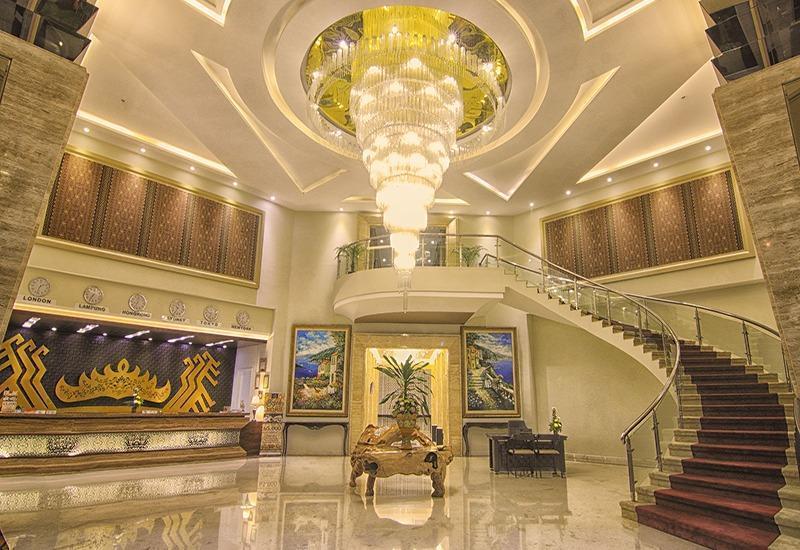 Swiss-Belhotel Lampung - Loby Hotel