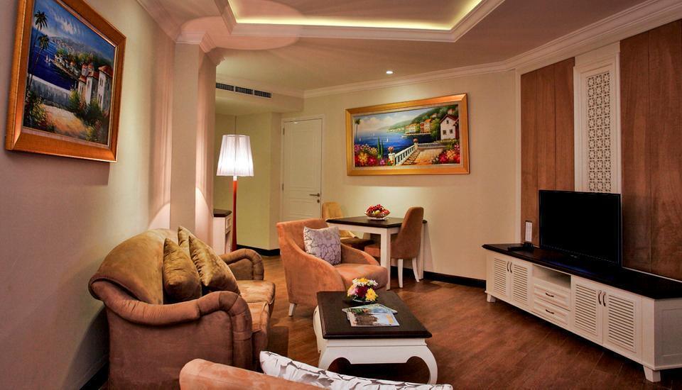 Swiss-Belhotel Lampung - Royal Suite (67 m²)