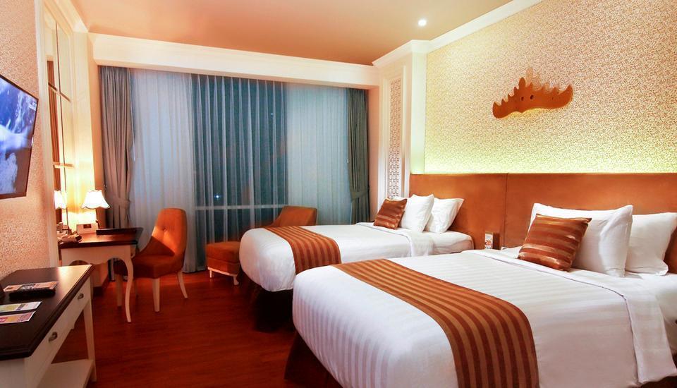 Swiss-Belhotel Lampung - Deluxe Room Twin (31 m²)