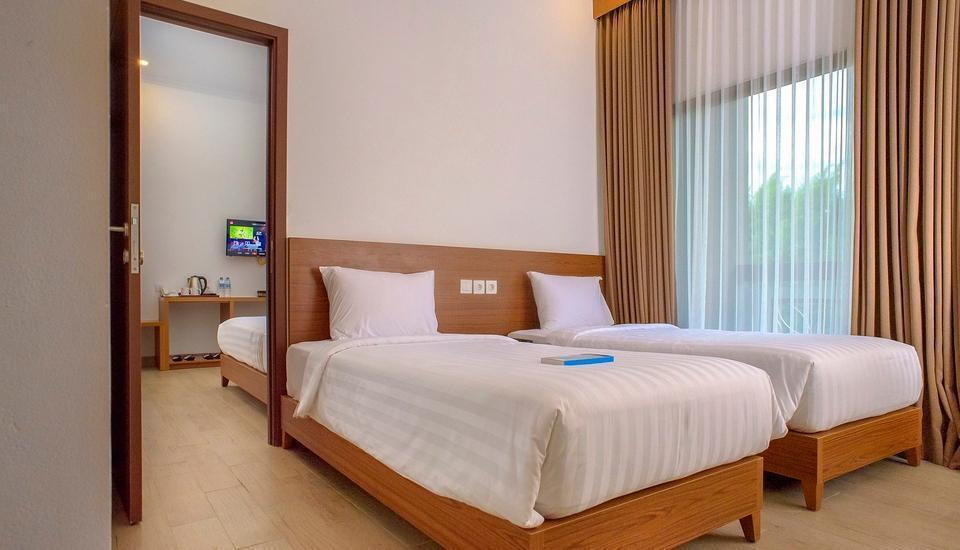 Java Village Resort Yogyakarta - Deluxe Twin Bed