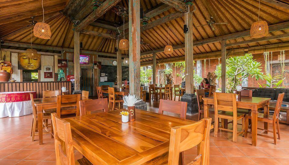 ZenRooms Tukad Badung Renon Bali - Restoran