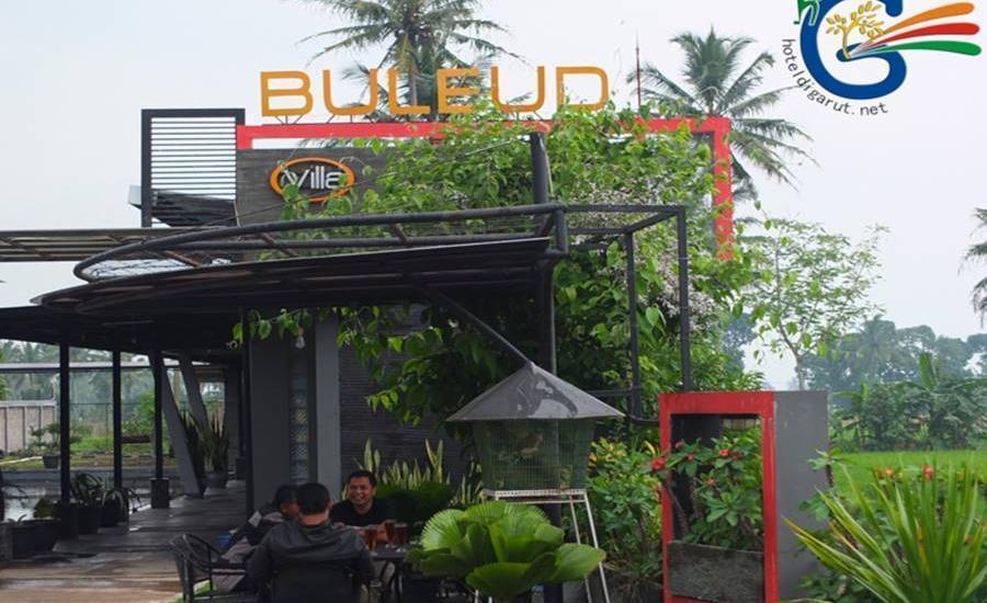 Villa Buleud Garut - Eksterior