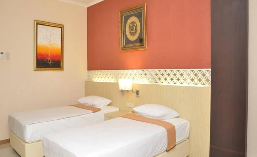 The Amrani Syariah Hotel Solo - Superior - Room Only Regular Plan