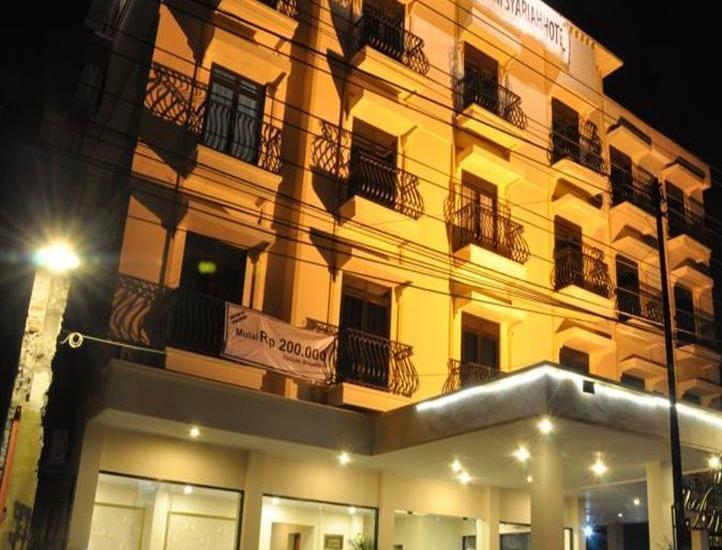 The Amrani Syariah Hotel Solo - Eksterior