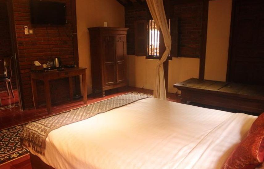 Ndalem Joglo Hinggil Private Villa Yogyakarta - Superior Double Room Only Regular Plan