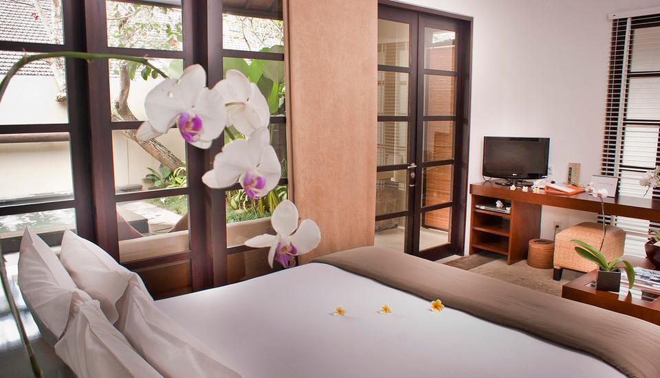 Uma Sapna Bali - Villa 1 Kamar jacuzzi