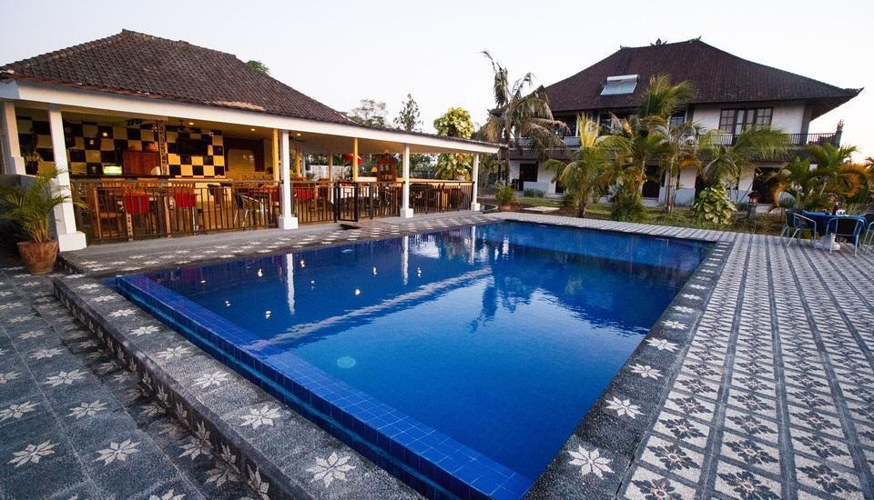 Martan Resort  Bali - Kolam Martan