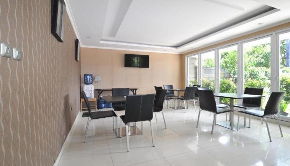 Arsallya Hotel Bandung - Interior