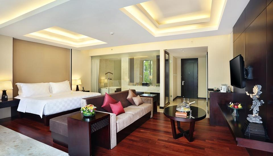 Bali Nusa Dua Hotel Bali - Deluxe Suite Room Limited Time Offer