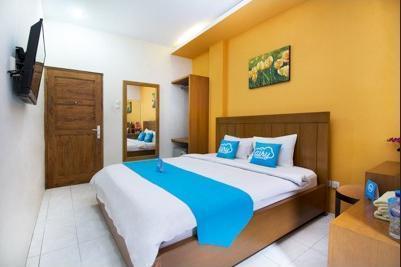 Airy Syariah Sleman Wahid Hasyim 60 Yogyakarta - Standard Double Room Only Special Promo Jan 24