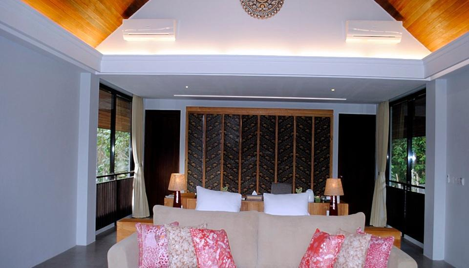 Plataran Borobudur Magelang - Duplex Pool Villa