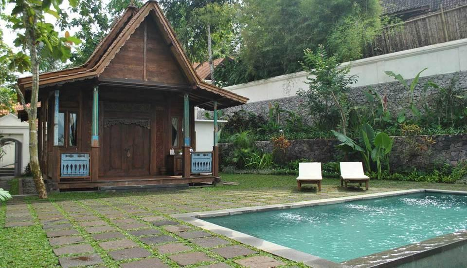 Plataran Borobudur Magelang - Exclusive Suite Save 25%