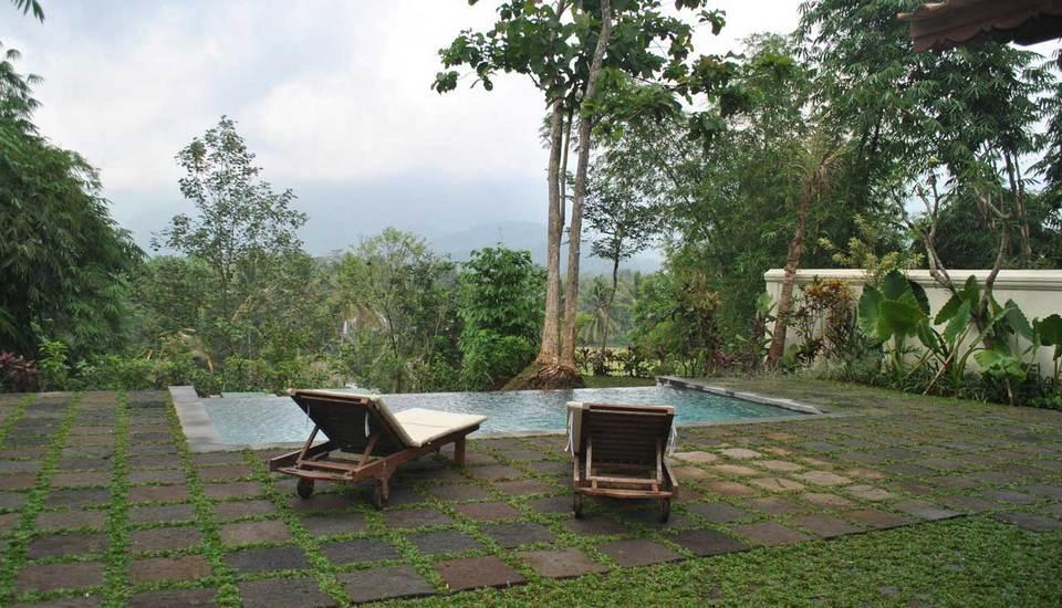 Plataran Borobudur Magelang - Exclusive Suite LUXURY - PegiPegi Promotion