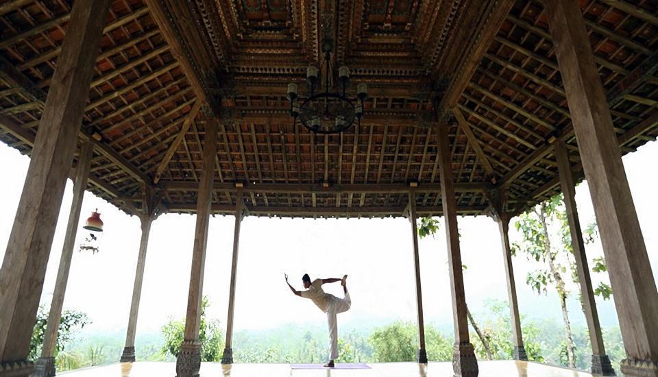 Plataran Borobudur Magelang - Yoga