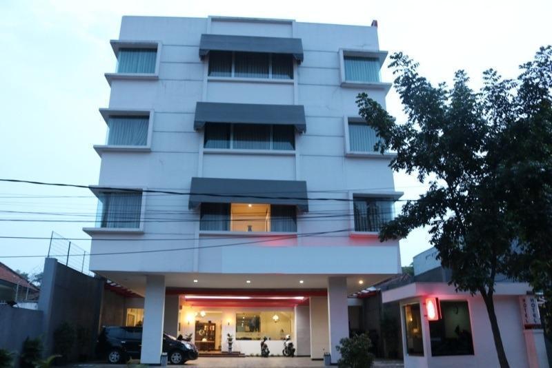 NIDA Rooms Gatot Subroto Bandung - Penampilan