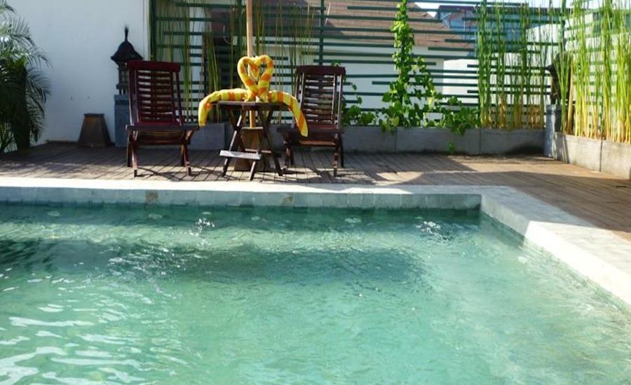 Jocs Boutique Hotel Bali - Eksterior