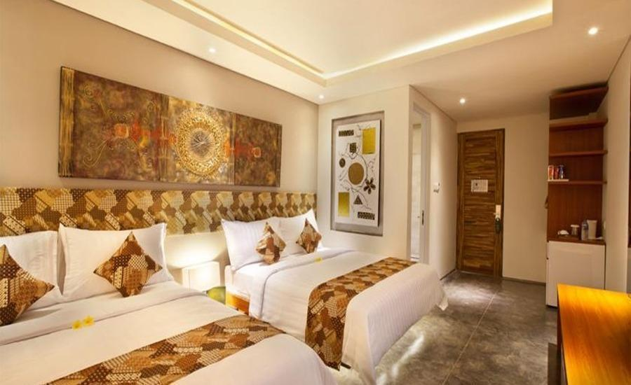 Jocs Boutique Hotel Bali - Deluxe Room Only 15% Discount