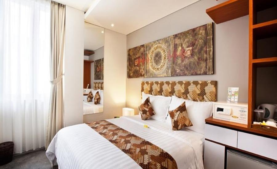 Jocs Boutique Hotel Bali - Standard Room Only Minimum Stay 3 Night discount 25%