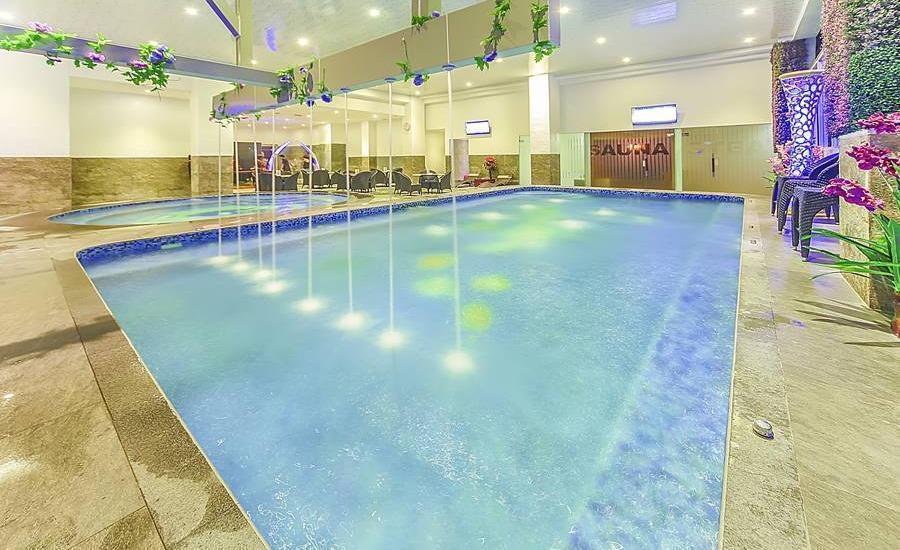 Batam City Hotel Batam - Kolam Renang Spa