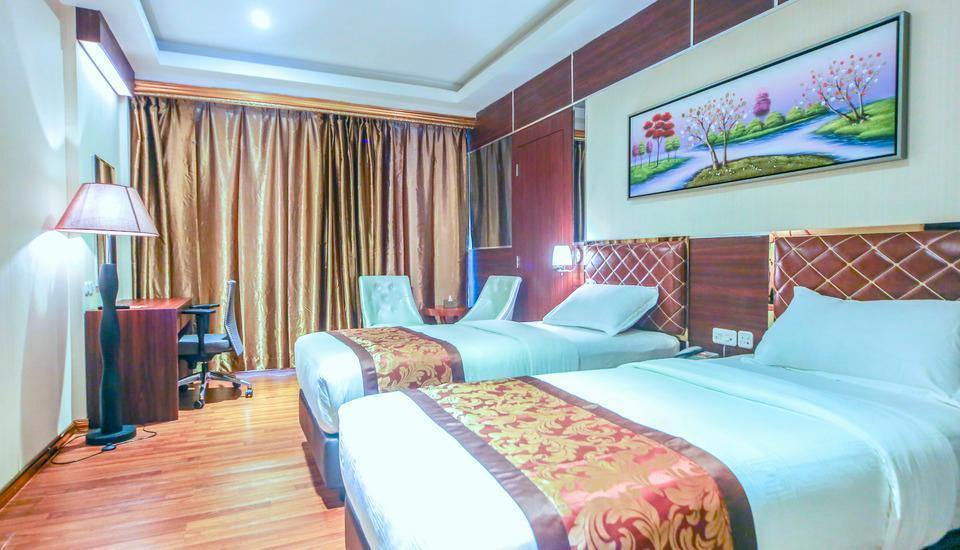 Batam City Hotel Batam - Grand Executive Twin Room